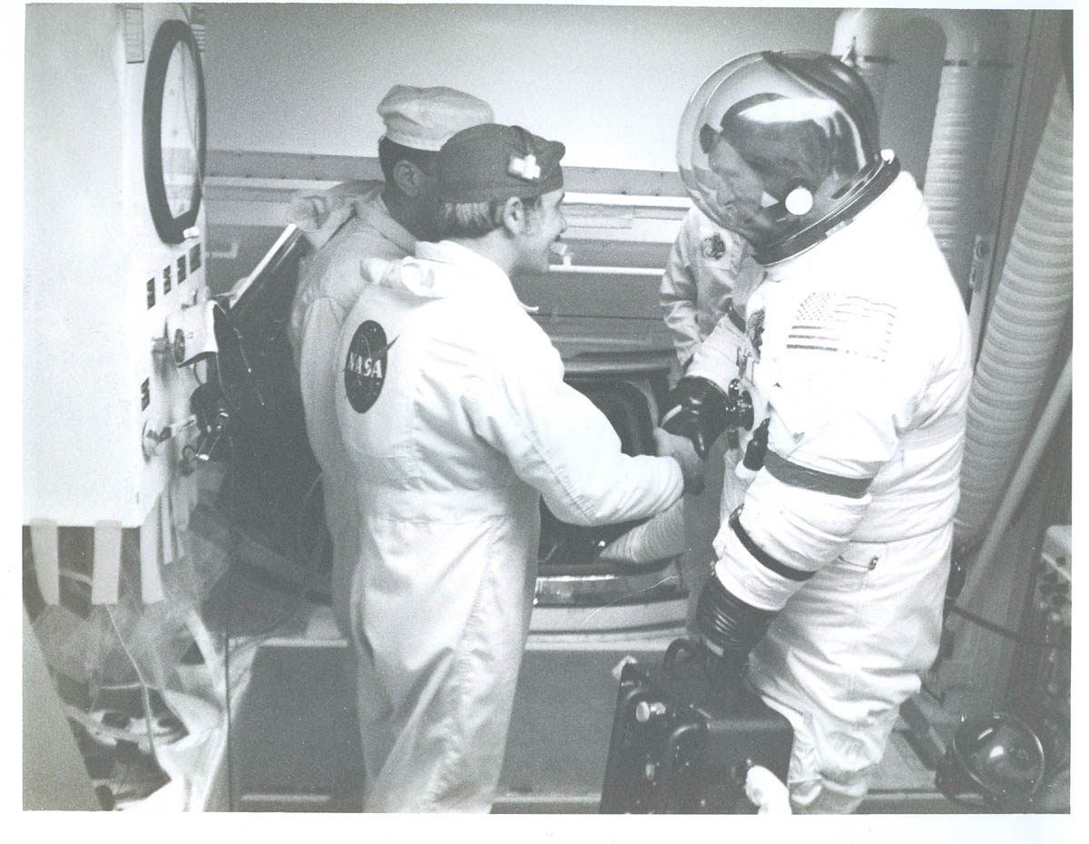 Vintage Apollo Mission Photos